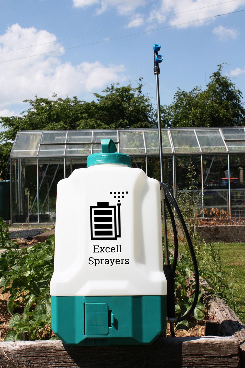 Excell Garden sprayers